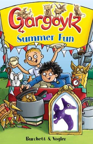 Gargoylz: Summer Fun (English Edition)