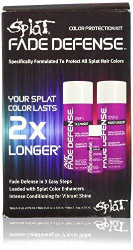 Splat Fade Defense Hair Color Maintenance Kit, Pink, 1 Count