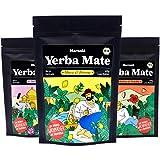 Marania® Yerba Mate Tee Bio ● 3 x Mischung Tee Probierset ● 3 x 125g Tee lose Set ● Minze &...