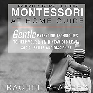 Montessori at Home Guide cover art