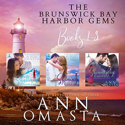 Brunswick Bay Harbor Gems: Books 1-3 cover art