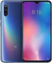 Edwaybuy Xiaomi Mi 9 Smartphones 6.39'' Pantalla, 6GB de RAM + 64GB de ROM, Snapdragon 855 Procesador Octa-Core Teléfonos Móviles (Azul)