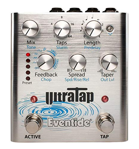 Eventide Pedal de efectos Multi-Tap UltraTap