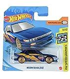 Hot Wheels Nissan Silvia (S13) HW Speed Graphics 7/10 2020 Short Card