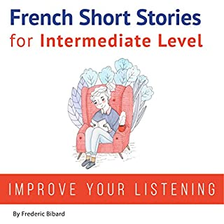 Couverture de French: Short Stories for Intermediate Level