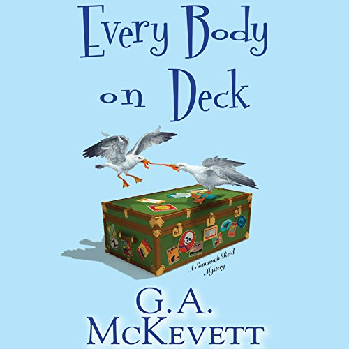 Every Body on Deck audiobook cover art