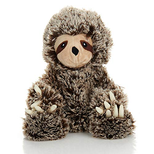 Warm Pals Microwavable Lavender Scented Plush Toy Stuffed Animal - Slowpoke Sloth