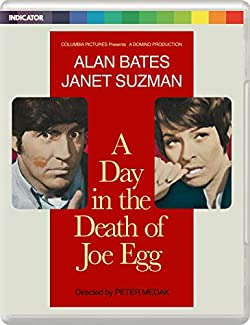 A Day In The Death Of Joe Egg - Dual Format Limited Edition
