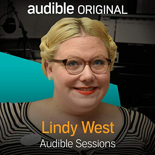 FREE: Audible Interview with Lindy West audiobook cover art