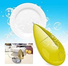 Womdee Portable Mini Dishwasher, USB Smart Vibration Multi-Function Cleaner, Bubble Dishwasher for Fruit and Vegetable Bowl Chopsticks Cutlery