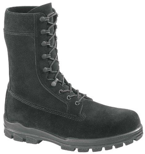 """Bates Women's 9"""" Steel Toe Boots E01778-5W"""