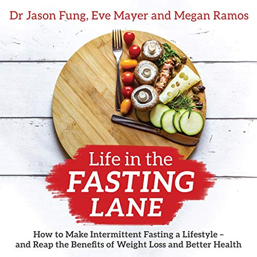 Life in the Fasting Lane audiobook cover art