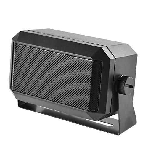 Blue-Yan Die hochwertige Art Externe Lautsprecher, Auto Externe Lautsprecher Resonanzkörper Lautsprecherboxen