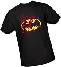 Batman Joker Graffiti Adult T-Shirt