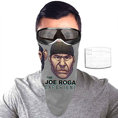 The Joe Rogan Experience Unisex Variety Head Bandana Cycling With Filters Fashion Dust Proof Windproof Headkerchief One Size