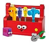 handy manny tools toys - Fisher-Price Disney's Handy Manny Talking Tool Box