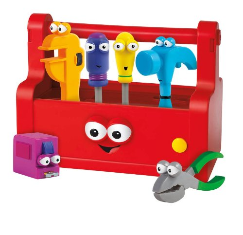 Fisher-Price Disney's Handy Manny Talking Tool Box