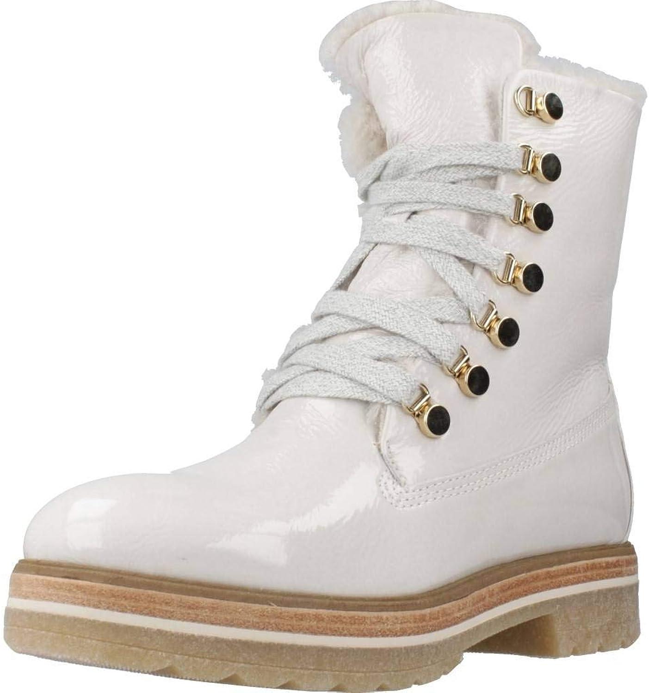 ALPE Stiefelleten Stiefel Damen, Damen, Farbe Weiß, Marke, Modell Stiefelleten Stiefel Damen 4488 53 Weiß  tolle angebote