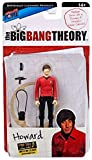 Bif Bang Pow! The Big Bang Theory Action Figures with Diorama Set Howard Tos EE Exclusive 10 c