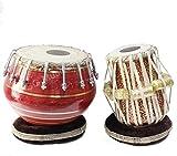 tabla set, 3 kg Brass bayan, Sheesham Meena Dayan/Table Set/indian table set/music instruments table/set table/trommel table/bayan table/drums table/musik instrument table