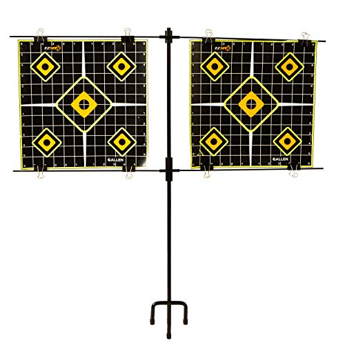 Allen Company Double Target Stand  Black One Size
