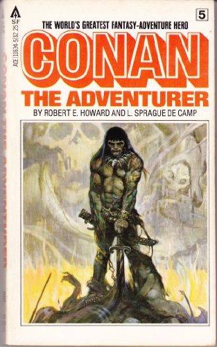 Conan the Adventurer (Conan #5) 0441116345 Book Cover