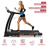 JLL S400+ Folding Treadmill, 2020 New...