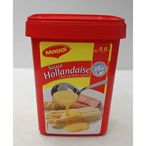 Maggi Instant Buttersauce Hollandaise, 1er Pack (1,1 kgs)