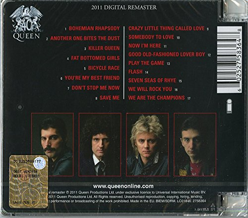 Greatest Hits 1 (2011 Remaster) - 2
