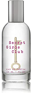 The Factory By Steve Madden SECRET GIRLS CLUB Eau De Parfum Spray 1 oz 30 ml - Blue Coconut, Peony & White Amber