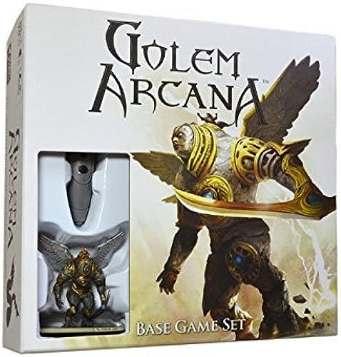 Golem Arcana Base Game Set by Harebrained Holdings