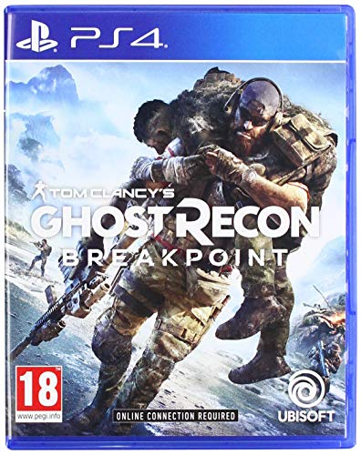 Tom Clancy's Ghost Recon: Breakpoint PS4 [