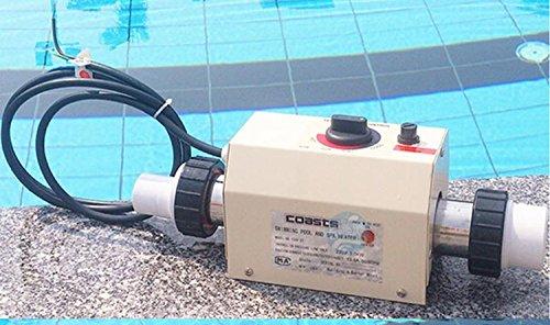 paracity Thermostat für Schwimmbad Elektrische Heizung Heizung Thermostat 3KW 220V