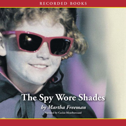 The Spy Wore Shades cover art