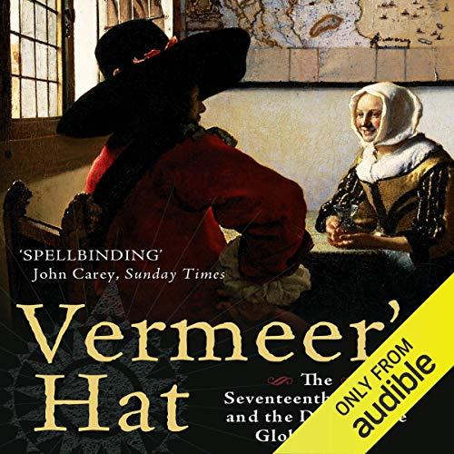 Vermeer's Hat audiobook cover art