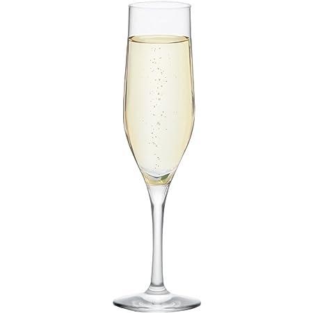 アデリア シャンパングラス クリア 165ml シャンパングラス 食器洗浄機対応 日本製 L-6660