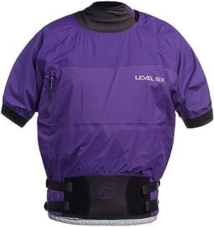 Level Six Australis Short Sleeve Semi Dry Top