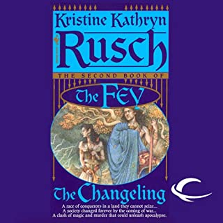 The Changeling     The Fey, Book 2              By:                                                                                                                                 Kristine Kathryn Rusch                               Narrated by:                                                                                                                                 David DeSantos                      Length: 23 hrs and 33 mins     167 ratings     Overall 4.3