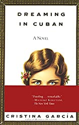 Book cover of Dreaming In Cuban by Cristina Garcia.