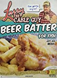 Larry the Cable Guy Beer Batter for Fish 8 Oz. Box....You Gotta Try It! Git-r-done