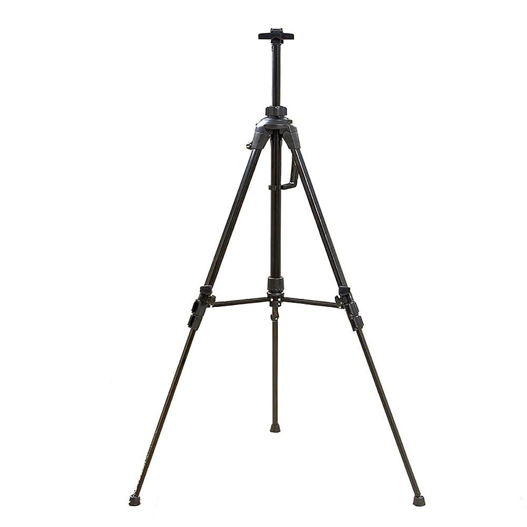 欠乏イブニング制限されたイーゼル 三脚のスタジオのイーゼルの金属の携帯用ライト級選手、分野のイーゼルの三脚の高さの調節可能な汎用性