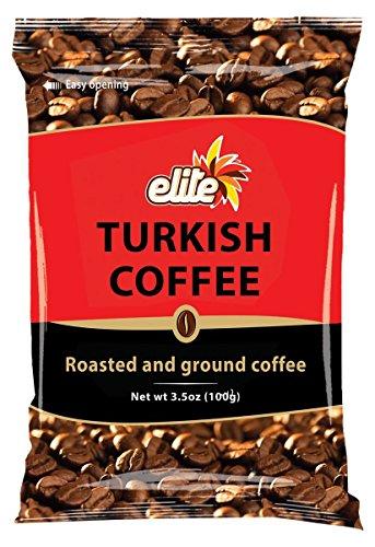 Elite Turkish Coffee 3.5oz Bag (6 Pack)