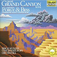 Grofé: Grand Canyon Suite / Gershwin: Porgy & Bess Symphonic Suite