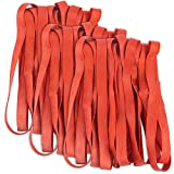 24 Pack Extra Large Mover Rubber Bands - 42' Length Extra Strength - Pallet Band or Moving Blanket Band - by Kitchentoolz (Pack of 24)