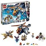 LEGO- Ninjago Hulk Il Salvataggio, Set di Costruzioni con Minifigures e Action Figure con Elicottero, Multicolore, 76144