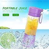 KD Plastic Portable Hand Bottle Juicer, 1Piece, Green
