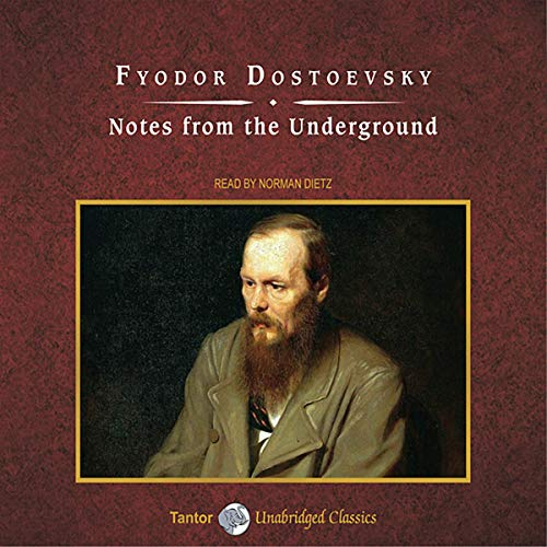 Notes from the Underground copertina