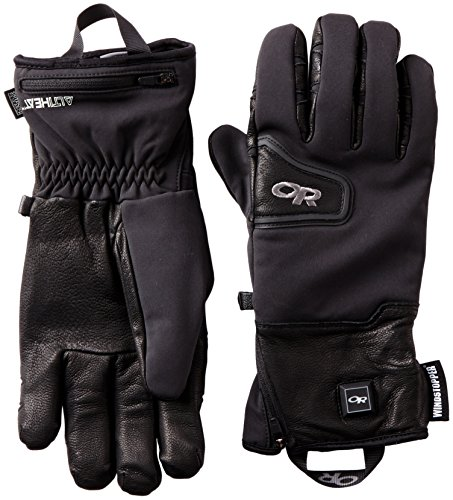 Outdoor Research Stormtracker Heated Gloves Black XL