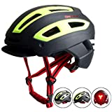 GIEADUN Bicycle Helmet Men and Women with Lights Detachable...