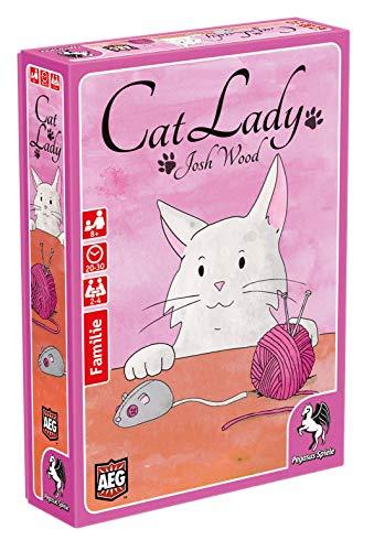 Pegasus Spiele 18313G - Cat Lady (deutsche Ausgabe)